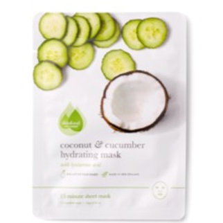 Coconut and Cucumber Hydrating Mask