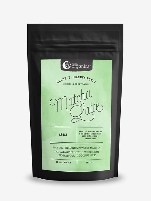 'Matcha Latte' Coconut and Manuka Honey