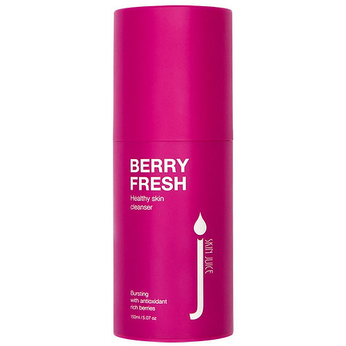 Berry Fresh healthy oil-gel cleanser
