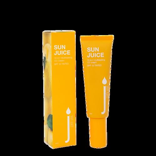Sun Juice SPF 15 Tinted