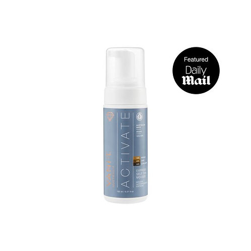 Vani-T Activate ExpressSelf Tan Mousse