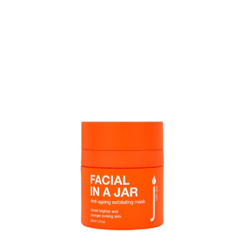 Facial In A Jar Anti-Aging Exfoliating Mask
