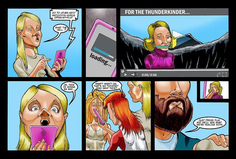 Thunderkind-Alexander Glass-House of Fan