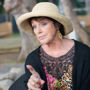 Anny Duperey au 'Festival des mots'