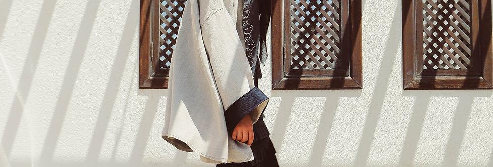 Aziza Oversized Jacket