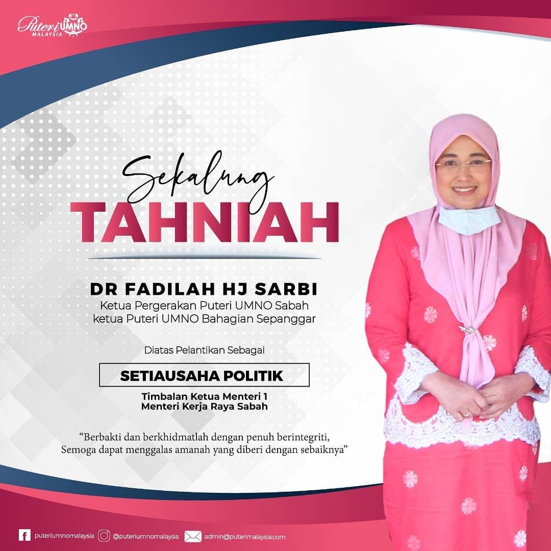 Tahniah KPN Sabah