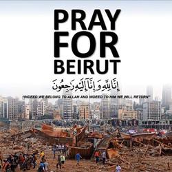 PRAY 4BIERUT