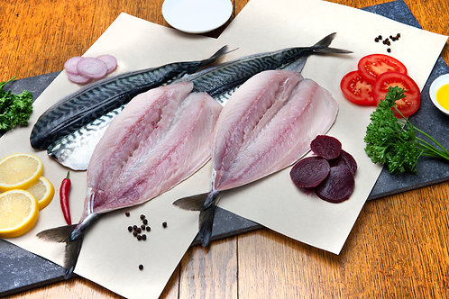 Wild Mackerel Fillets