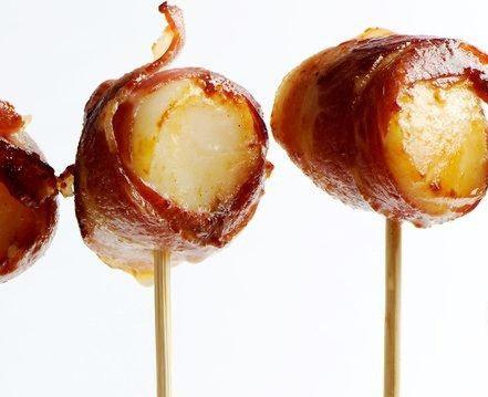 Josh Eggleton's scallop pops