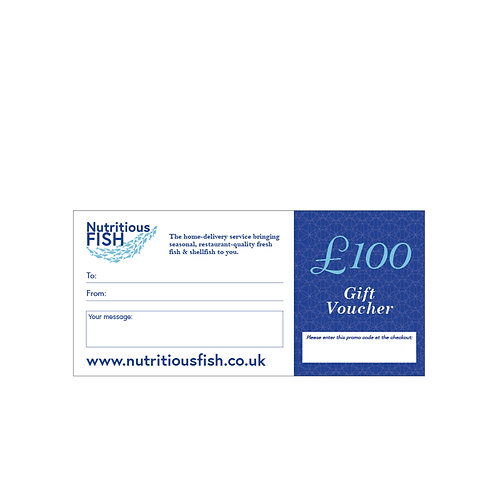 £100 Gift Vouchers