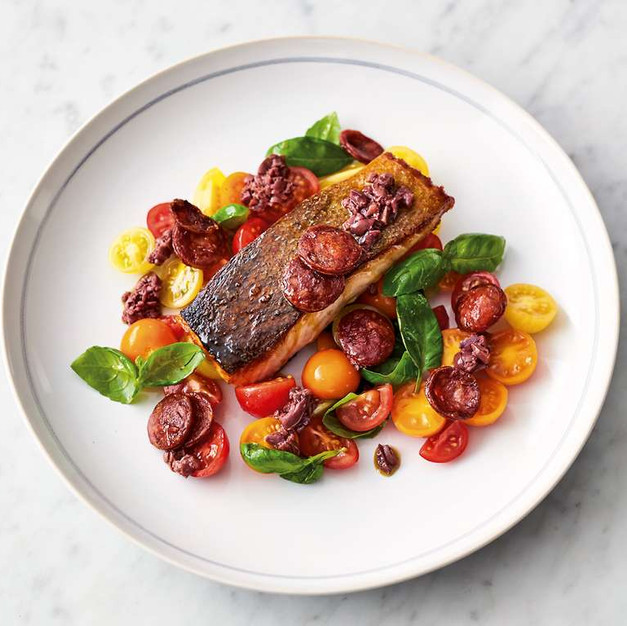 Salmon & trout recipes