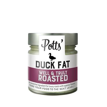 Potts' duck fat