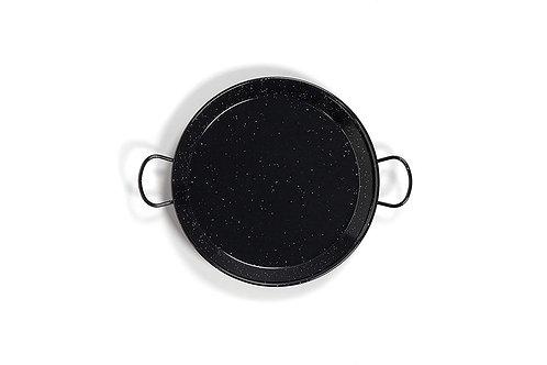 Enamelled steel paella pan (40cm)