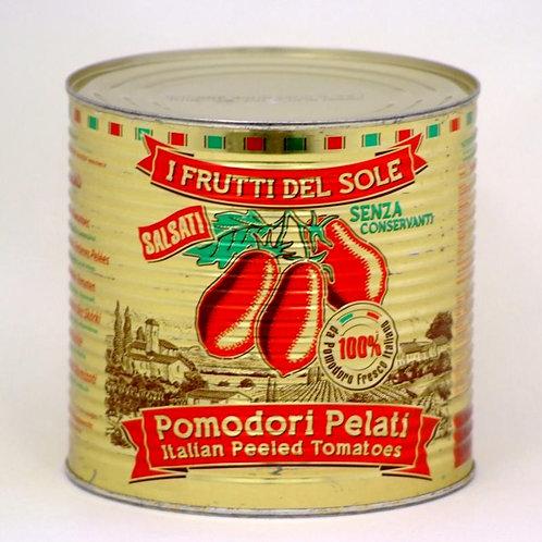 Italian plum tomatoes (3kg)