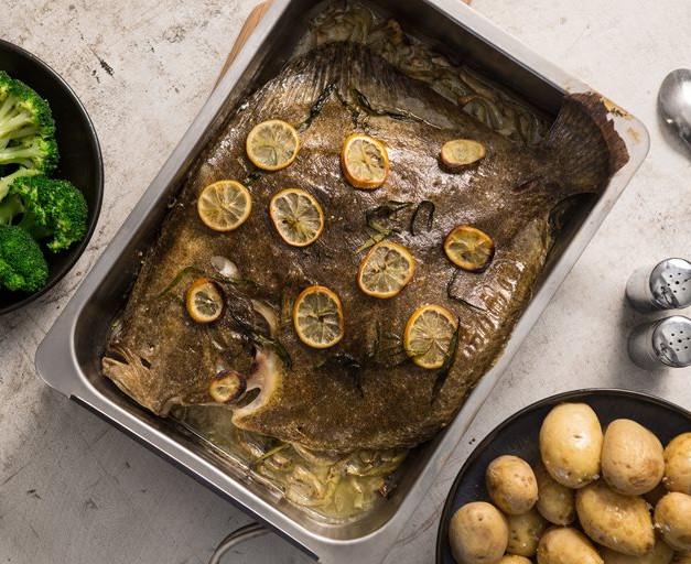 Flat fish recipes