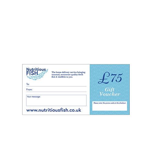 £75 Gift Vouchers