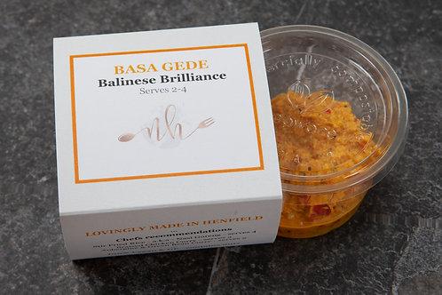 Balinese Basa Gede curry paste