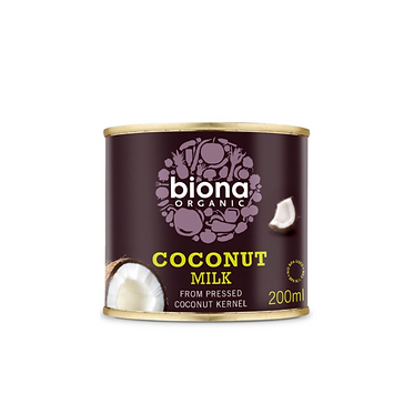 Biona organic coconut milk (200ml)