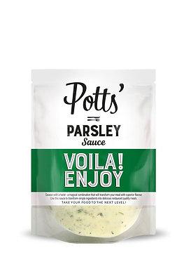 Potts' parsley sauce