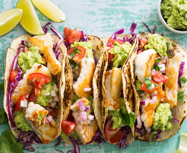 Tasty fish taco recipes