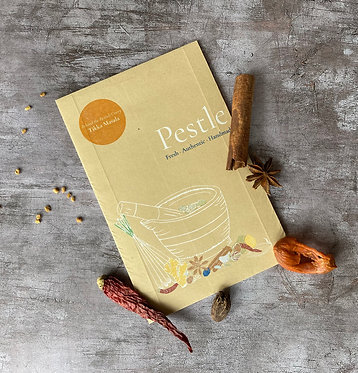 Tikka Masala curry paste by Pestle