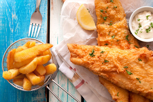How to batter fish