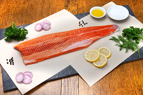 ChalkStream® rainbow trout whole fillets