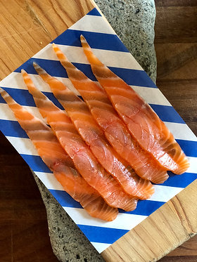 Brighton Smoked Salmon by REBEL (200g)