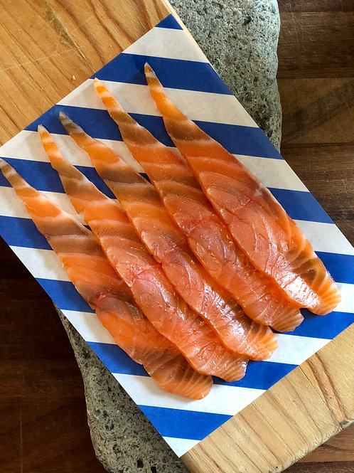 Brighton Smoked Salmon by REBEL (300g)