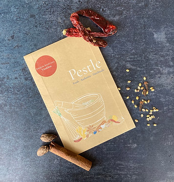 Vindaloo curry paste by Pestle