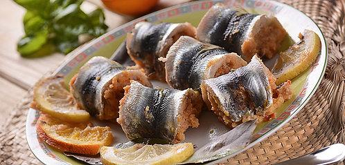 Sicilian stuffed sardines