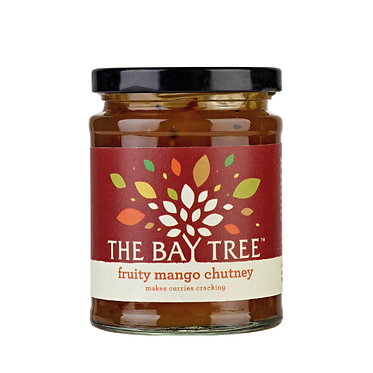 The Bay Tree fruity mango chutney