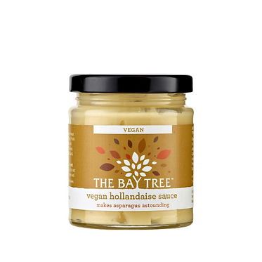 The Bay Tree vegan hollandaise sauce