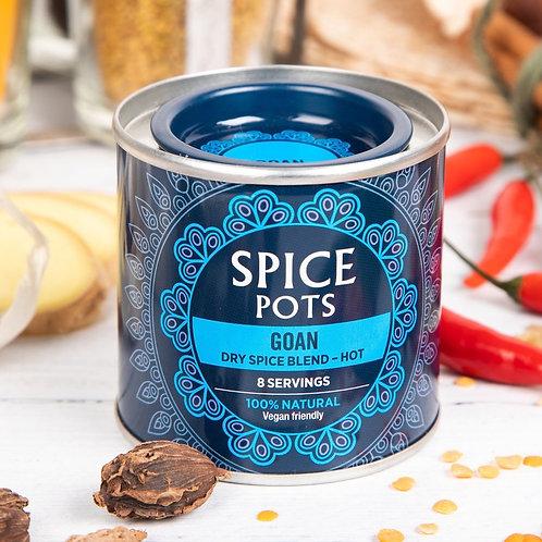 Goan spice powder (hot)