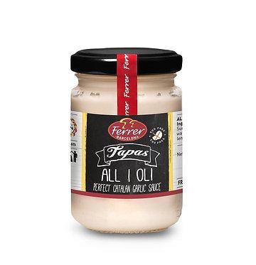 All-I-Oli (garlic mayonnaise)