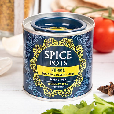 Spice Pots korma curry powder (mild)