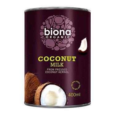 Biona organic coconut milk (400ml)