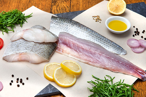 White Fresh Fish Selection (4, 8, 12 or 16 pack)