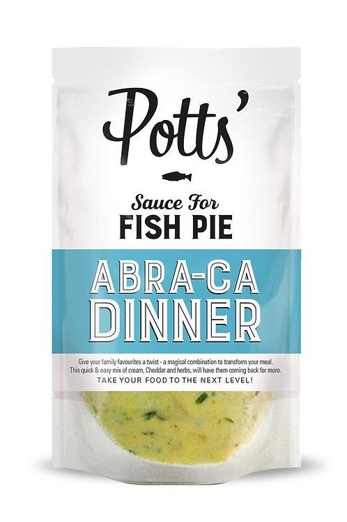 Potts' sauce for fish pie