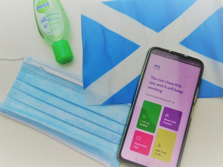Protect Scotland: What does Scotland's new contact tracing app mean for data privacy?