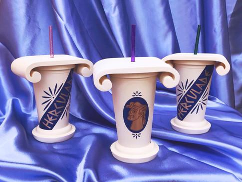 Functional Herculade Cups