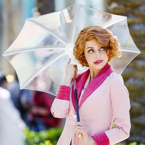 Wand Umbrella