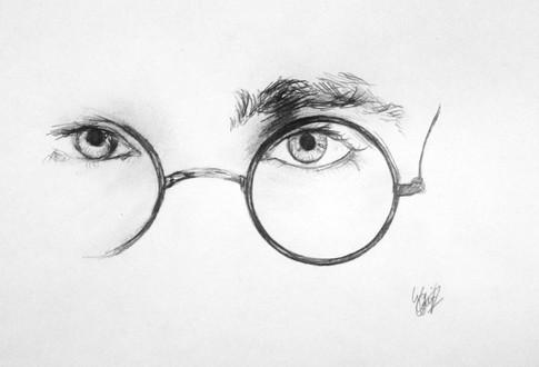 He Has her Eyes