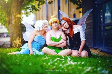 Acrylic Fairy Wings