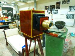 1920's Plate Camera