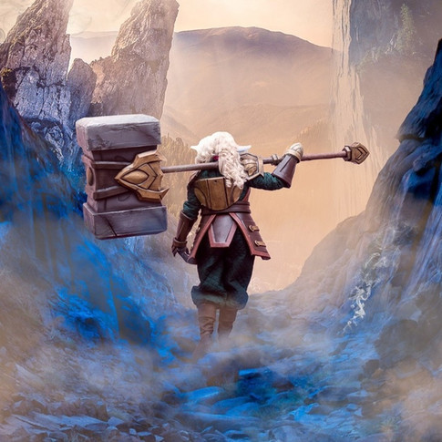 Poppy's Hammer, League of Legends