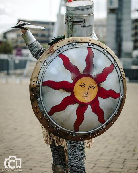 Sunlight Sword and Shield