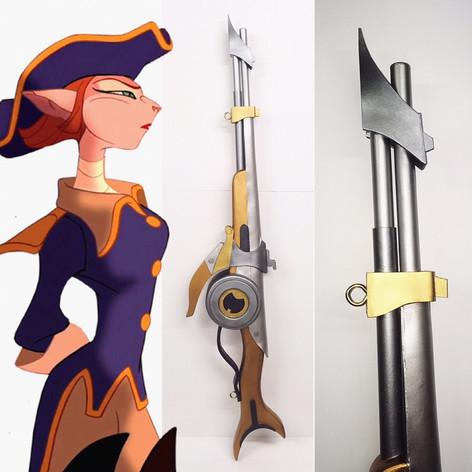 Captain Amelia Rifle