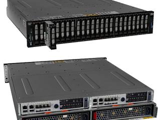 Новое семейство гибридных систем хранения данных IBM Storwize V5000