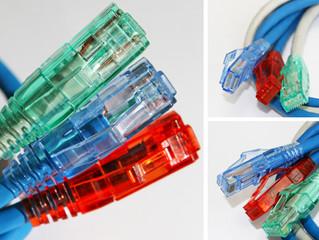 Компания Hyperline представляет новую вспомогательную цветовую маркировку медных патч-кордов.